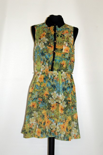 Rochie din voal repro anii '60