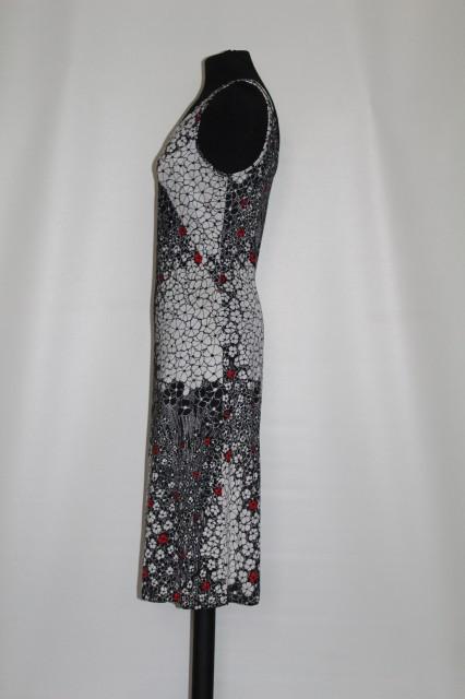 Rochie - furou vintage print floral anii '90