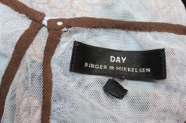 "Bluza din tuille ""Day Birger & Mikkelsen"" anii '90"