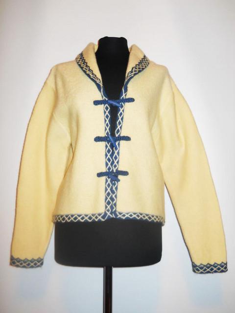 Cardigan vintage stil popular anii '60