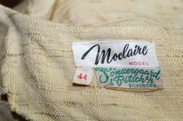 "Rochie vintage ""Moclaire Model"" anii '50"
