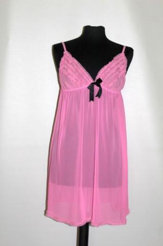 Baby doll roz repro anii 60