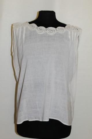 Bluza alba anii '30