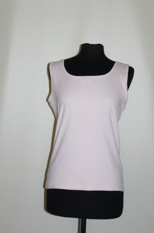 Bluză roz porțelan anii 80