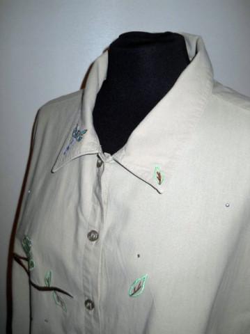 "Camasa vintage ""Bobbie Brooks"" anii '70"
