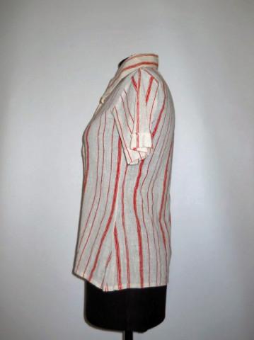 "Camasa vintage ""Carla Confezioni"" anii '70"