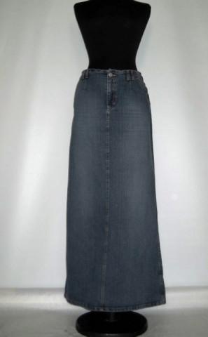 "Fusta jeans ""Sisley"""