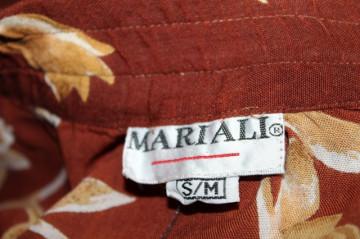 Fustă retro Mariali anii 80