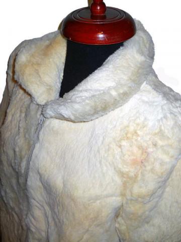 Haina vintage de iepure anii '70 - '80
