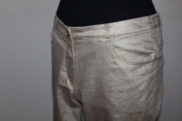 Jeans auriu repro anii 90