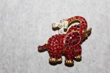Pandantiv elefant anii '90