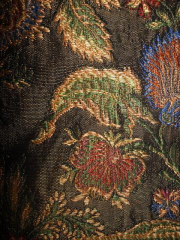 Poseta Art Deco tapestry anii '20