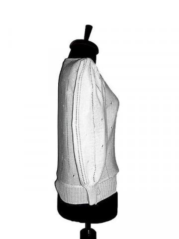 Pulover retro dungi maneci trei sferturi anii '80