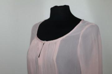 Rochie bicoloră repro anii 70