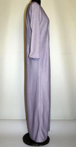 Rochie lila carouri anii '70