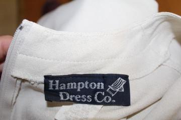 """Rochie retro """"Hampton Dress"""" anii '80"""