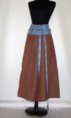 "Pantaloni stil japonez ""Clara Collins"""