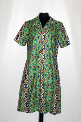 Rochie vintage Gettemark Design anii 60-70