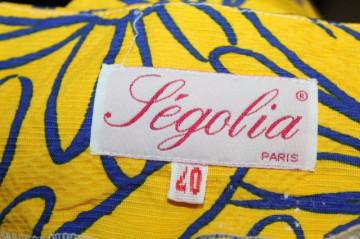 """Bluza vintage """"Segolia"""" anii '70"""
