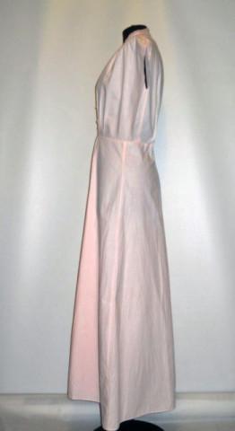 Camasa de noapte vintage roz anii '30
