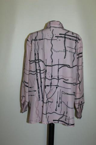 Cămașă retro roz