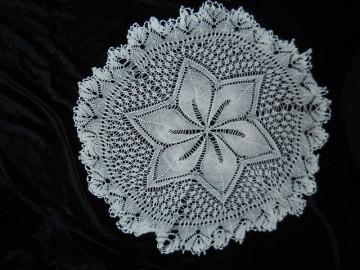 Mileu vintage floare centrala anii '20