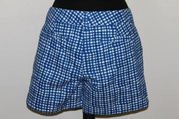 """Pantaloni scurți pătrățele """"Tommy Hilfiger"""""""