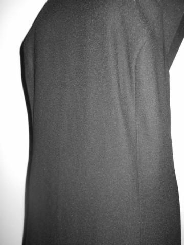 Rochie de seara vintage neagra anii '70