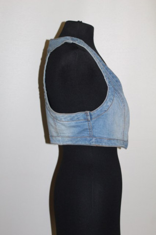 Vesta jeans anii '90