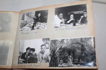Album foto anii '50