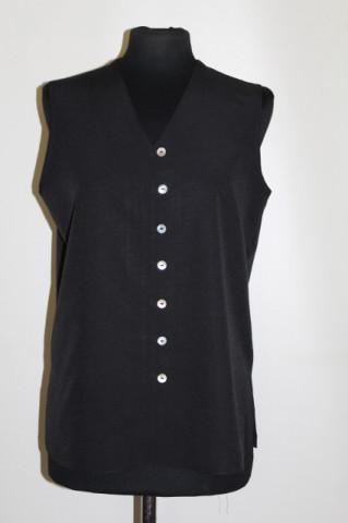 Camasa vintage neagra anii '70