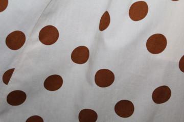 Fustă buline Yves Saint Laurent anii 70