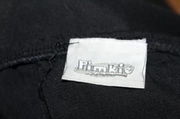 """Fusta negra """"Pimkie"""" anii '90"""