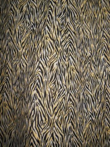 """Fusta retro print zebrat """"Ara"""" anii '80"""