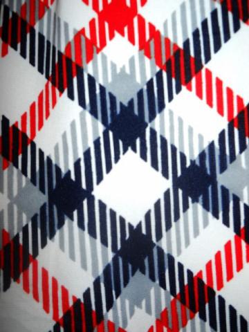 Fusta vintage print geometric anii '70