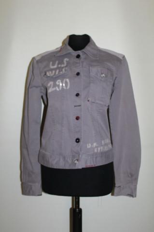 Jachetă gri Replay