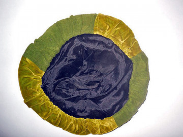 Palarie bicolora anii '20