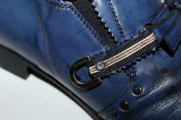 Pantofi bărbătești albaștri Cesare Paciotti