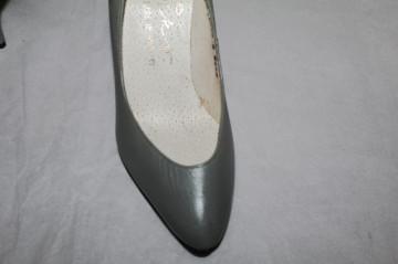 Pantofi retro gri anii '80