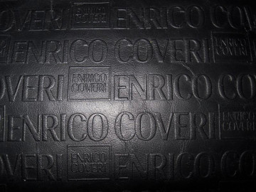 "Plic  ""Enrico Coveri"" anii '80"