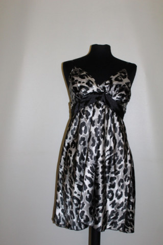 Rochie animal print Madonna for Girls