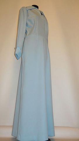 "Rochie de seara ""Lillian Russell"" anii '60"