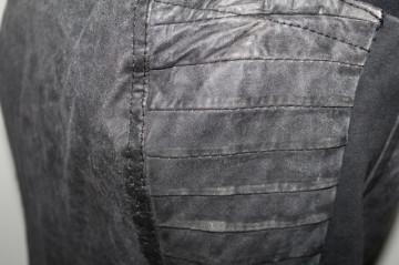 Rochie din piele naturală Gestuz
