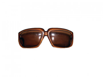 1970s Trapezoidal Tear Shaped Sunglasses