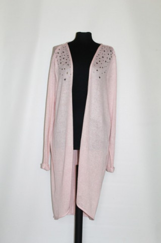 Cardigan roz stelute anii '90