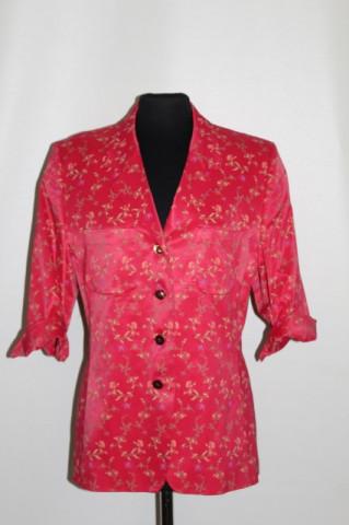 Jacheta retro stil oriental anii '80
