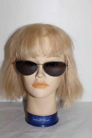 Ochelari de soare rame subtiri turcoaz anii '90