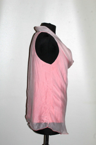 Bluză frez mătase naturală