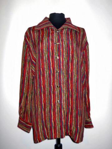 Camasa vintage dungi anii '70