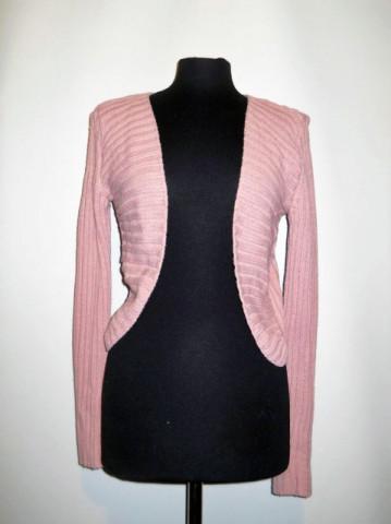 Cardigan roz antic anii '90